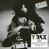T-Rex - Tanx [New Vinyl LP] UK - Import