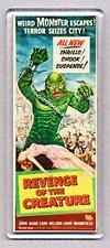 REVENGE OF THE CREATURE large FRIDGE MAGNET - CREATURE FROM THE BLACK LAGOON!
