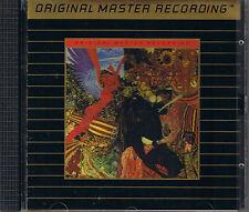 Santana Abraxas MFSL Gold CD UDCD 552 U II ohne J-Card