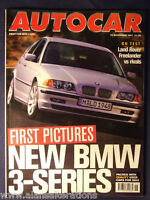 AUTOCAR Magazine 12th November 1997 BMW 3-Series
