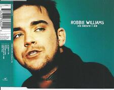ROBBIE WILLIAMS - Old before i die CDM 5TR Europe release 1997