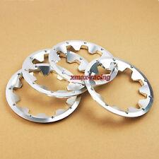 4 pieces of KingMotor Alloy beadlock (outside) Wheel rim fit Rovan HPI Baja 5B