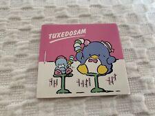 New Vintage Sanrio Tuxedo Sam Mini Sticker Book 2011 NEW Perfect Stickers