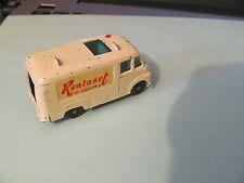 Matchbox Lesney Rentaset TV Service Van #62 1960s