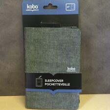 Leather SleepCover Case Grey for Kobo Arc 64 GB