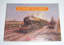 Tri-ang / Hornby Railways Catalogue 39th Edition, - Superb Mint