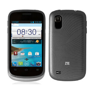 ZTE Prelude Z993 GSM (Cricket GSM Unlocked) Android Smartphone