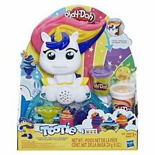 Play-Doh Tootie The Unicorn Ice Cream Set with 3 Non-Toxic Colors