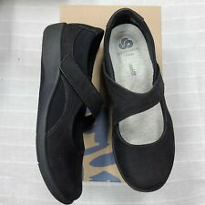 Clarks Cloudsteppers black mary janes 8.5 New