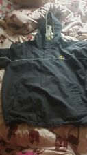 """MENS MANTO FIGHT HOODED JACKET HEAVYWEIGHT CATEGORY SIZE LARGE 50"""""""