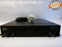 Cisco ISR4451-X-V/K9 V06 ISR 4451 with PVDM4-256 Router