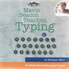 Mavis Beacon Teaches Typing V4 (PC CD-ROM)