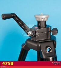Manfrotto 475B Pro Geared Tripod with Geared Column MFR # 475B
