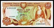 ZYPERN. CYPRUS. 50 Cents 1983. P. 49.