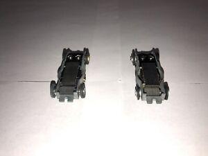 Aurora Model Motoring Vibrator includes 2 complete rare chassis.