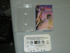 Sax Pour Adulte Seulement (Cassette, Tape) WORKING Tested
