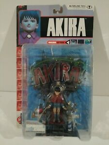 AKIRA and THRONE Action Figure! Mcfarlane Toys 2001 RARE, NEW, MINT CONDITION