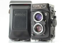 【MINT】 Yashica Mat 124G w/ Case TLR Medium Format Film Camera From Japan #738