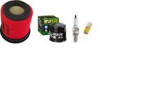 TUNE UP KIT OIL + AIR FILTER + SPARK PLUG FOR SUZUKI LT-A700X LTA 700X KING QUAD