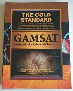 The Gold Standard - Gamsat 2017 1st Edition Textbook Section 3 (Book 2)