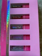 NIB JEFFREE STAR MORPHE X Iconic Bolds 5 PC Mini Lip Collection  ~ Authentic