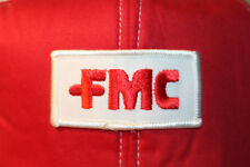 FMC Chemical Manufacuring Corporation Agriculture Hat Cap Snapback Size-A-Just
