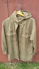 Soviet russian geological travel jacket gorka