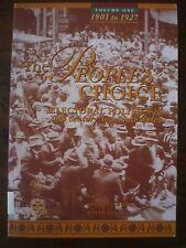 NSW ELECTORAL POLITICS, 20th CENTURY: THE PEOPLE'S CHOICE Vol 1 1902-1927 s/c