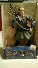 toy biz lord of the rings return of the king deluxe posable legolas