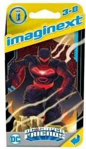 Imaginext DC Super Friends Apokolips Armor Batman Mini Figure Fisher-Price 2021