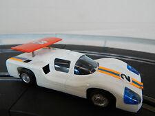 RARA POLICAR SLOT CAR CHAPARRALL 2F scala 1/32 SLOTCAR