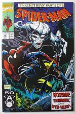 Spider-Man #10 (May 1991, Marvel) (C5218) Perceptions Part 3 of 5 Todd McFarlane