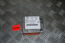 Peugeot 307  Steuergerät Airbag 9650109480