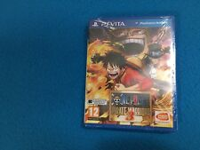 jeu ps vita one piece pirate warriors 3