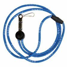 Fox 40 Breakaway Sports Safety Whistle Lanyard, Blue - 100-0501