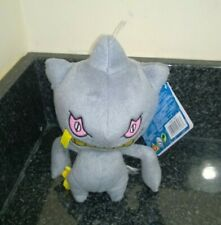 Pokemon Nintendo Tomy Official Banette plush soft toy new with tags