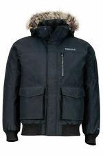 Marmot Mens Stonehaven Waterproof Jacket black