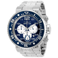 Invicta Men's Watch NFL Indianapolis Colts Chronograph Blue and White Dial 30268