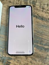 iPhone X 256gb Good Working Silver White AT&T