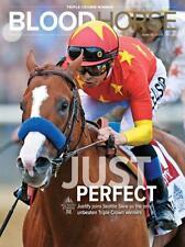 MINT BLOOD HORSE BELMONT STAKES JUSTIFY SECRETARIAT TRIPLE CROWN  BLOODHORSE