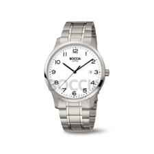 Boccia Titanium Uhr Herrenuhr Classic analog Titan Datumsanzeige 3595-01 Neu