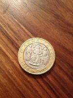 2015 UK £2 Two Pound Coin – 800th Anniversary of Magna Carta