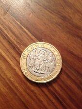 2015 Reino Unido £ 2 dos libras moneda – 800th aniversario de la Carta Magna
