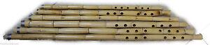 Egyptian Professional Wooden Woodwind Set 6 pcs Ney Nay Flute ALSAID BAYOMY