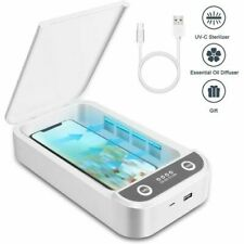 Esterilizador UV USB Portable para Smartphone Accesorios Germicida Aromaterapia