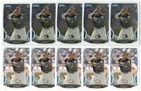x30 MARCELL OZUNA 2013 Bowman Chrome Prospects Rookie Card RC lot/set Cardinals!