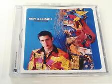 BEN ALLISON COWBOY JUSTICE CD