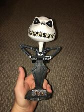 "8"" Jack Skeleton Nightmare Before Christmas Bobblehead By Neca Super Rare!!"