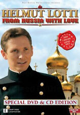 Helmut Lotti  DVD CD - From Russia With Love - RARE - SPECIAL EDITION