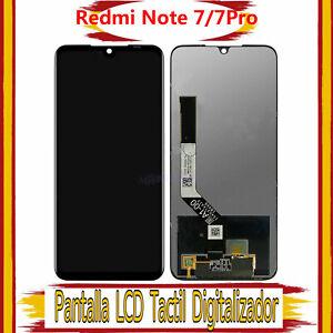 PANTALLA PARA XIAOMI REDMI NOTE 7 / NOTE 7 PRO LCD TACTIL DIGITALIZADOR NEGRO